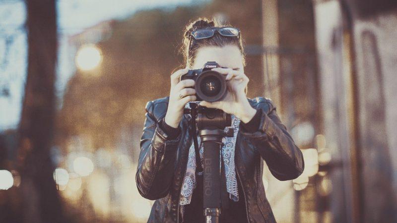 Immortaliser son bébé grâce à son appareil photo numérique reflex